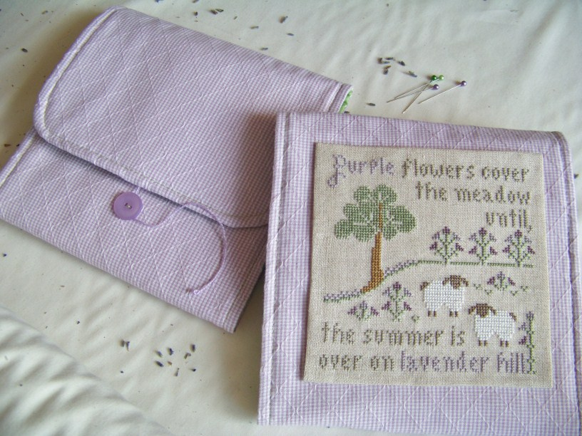 Impie Hattie & Bea Lavender Huswife