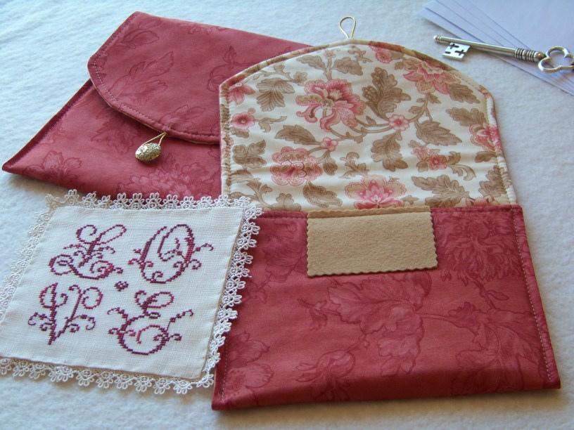 Impie Hattie & Bea Love Letters Pocket