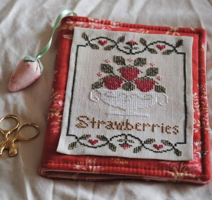 Impie Hattie & Bea Strawberry Workbook Accessories