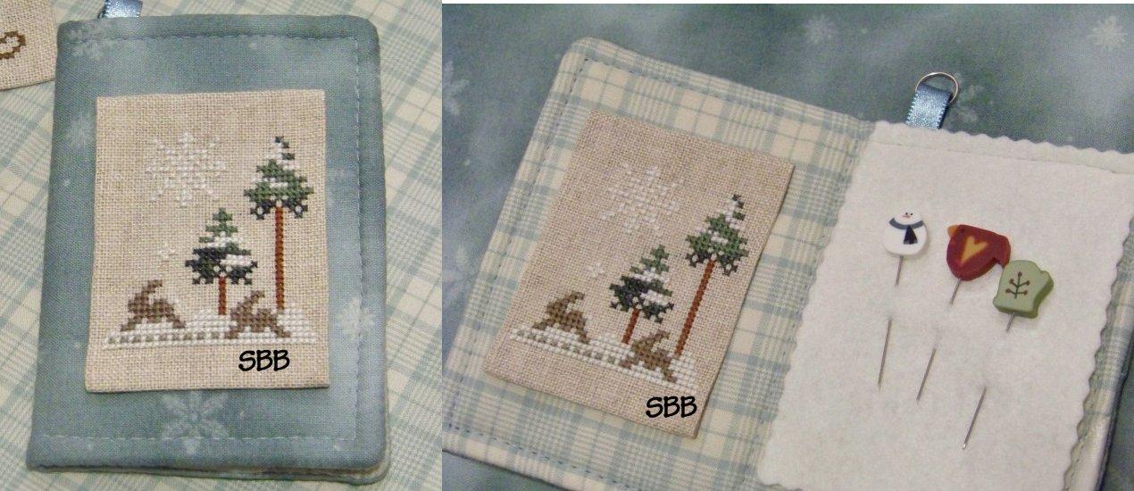 Impie Hattie & Bea Winter Marking Pin Set