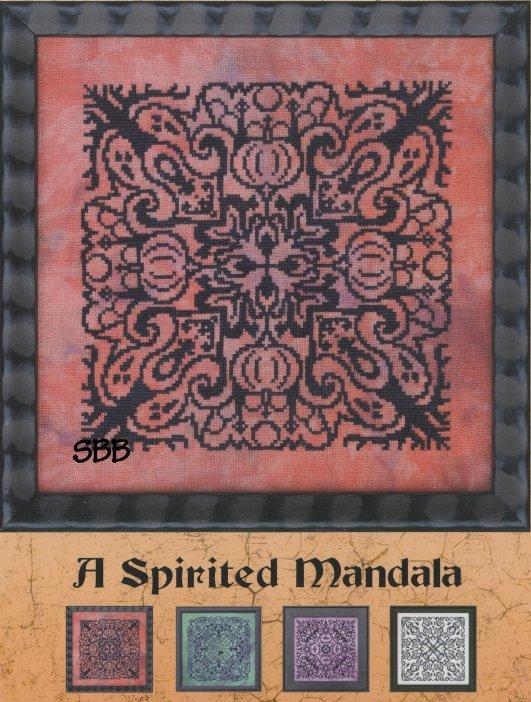 Ink Circles A Spirited Mandala