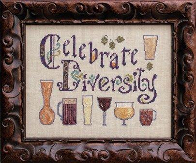 Ink Circles Celebrate Diversity