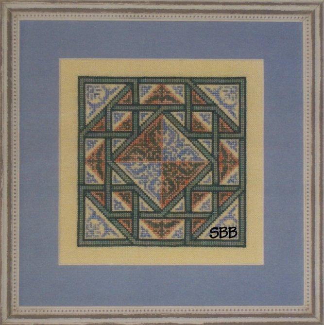 Ink Circles Celtic Quilts: Corn & Beans