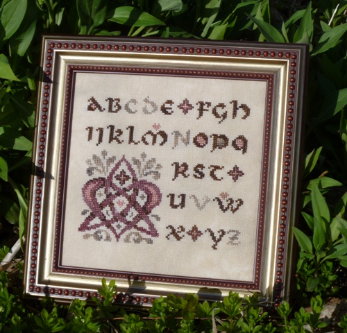 Ink Circles Love Letters ~ Celtic