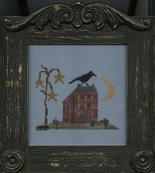 Island Cottage Needle Arts Clearance Harvest Moon