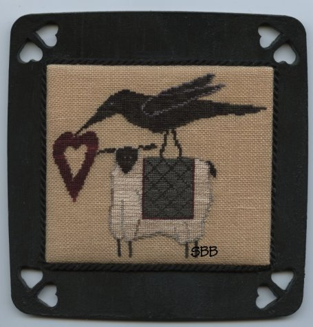 Clearance Island Cottage NeedleArts#2 A Heart for You