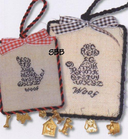JBW Designs Alphabet Dogs