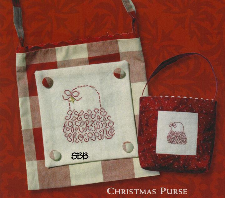 JBW Designs Christmas Purse