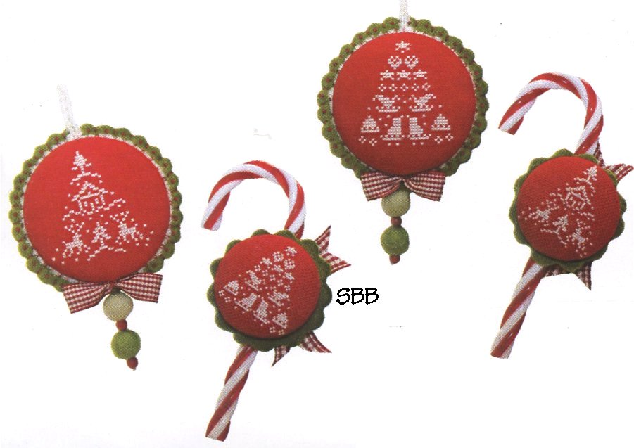 JBW Designs Christmas Tree Collection IX