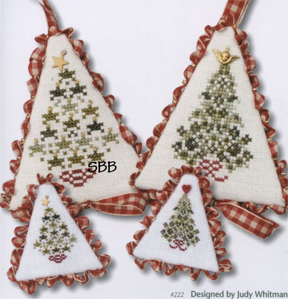 JBW Designs Christmas Tree Collection V