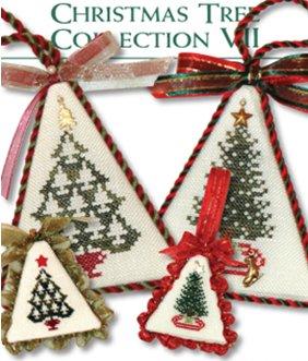 JBW DesignsChristmas Tree Collection VII