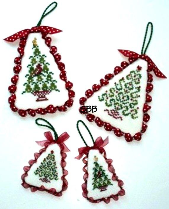 JBW Designs Christmas Tree Collection VIII