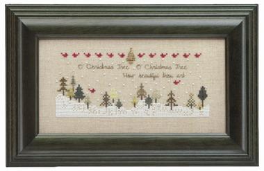 JBW Designs Christmas Tree Sampler