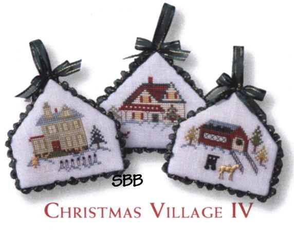 JBW Designs Christmas Village IV