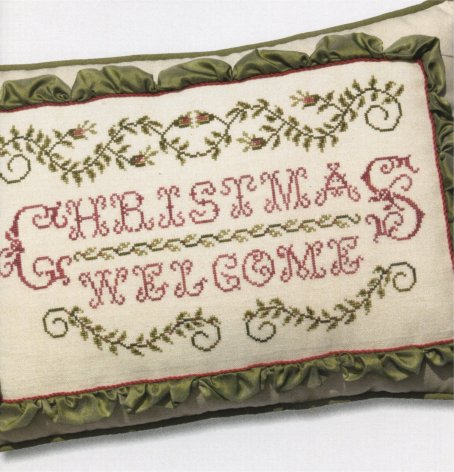 JBW Designs Christmas Welcome