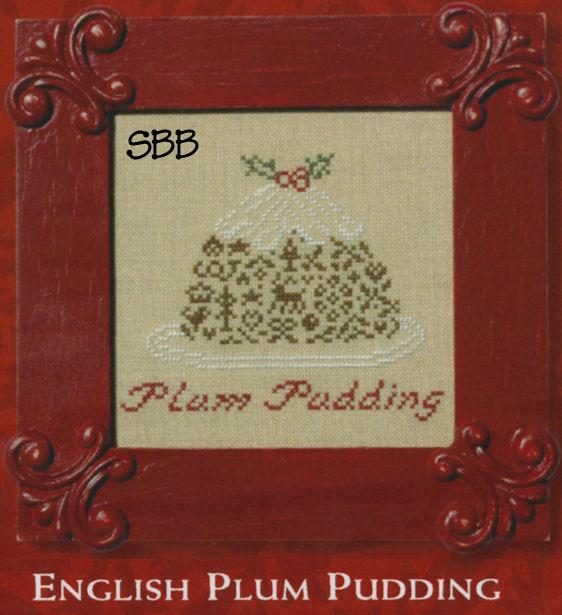 JBW Designs English Plum Pudding