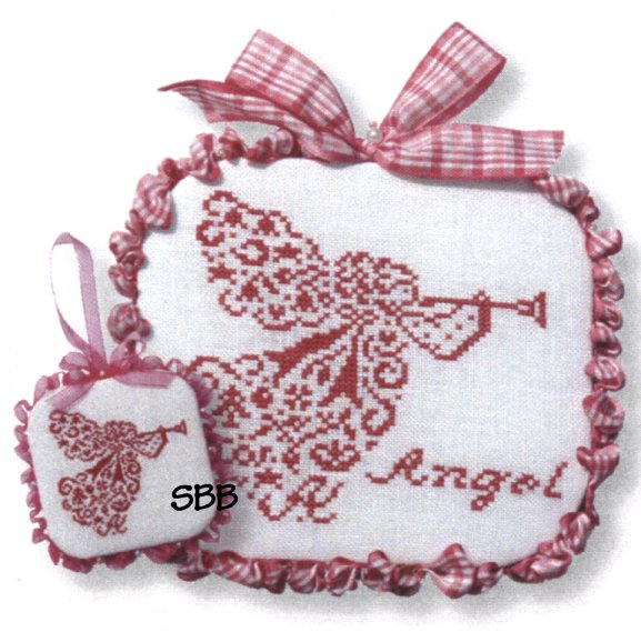 JBW Designs French Country ~ Angel