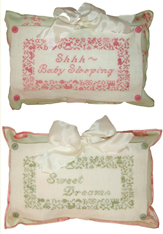 JBW Designs French Country ~ Baby Sampler