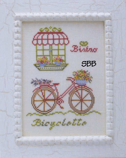 JBW Designs  French Country ~ Bicycle