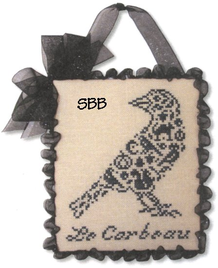 JBW Designs  French Country ~ Crow