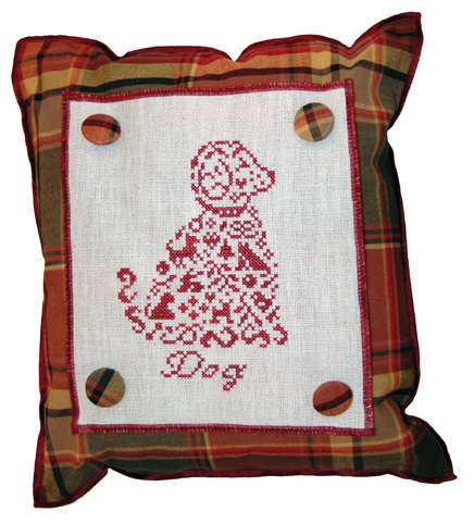 JBW Designs French Country ~ Dog