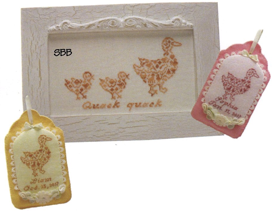 JBW Designs French Country Ducklings