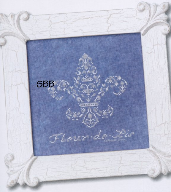 JBW Designs French Country ~ Fleur De Lis