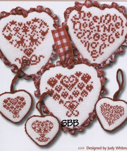 JBW Designs French Country ~ Hearts II