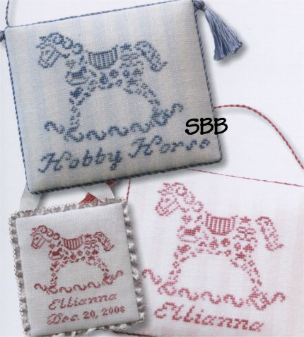 JBW Designs French Country ~ Hobby Horse