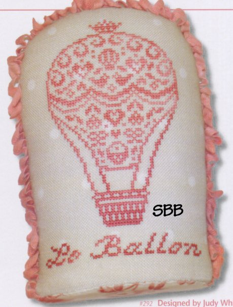 JBW Designs French Country ~ Hot Air Balloon