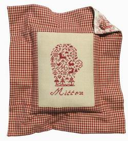 JBW Designs French Country ~ Mitten