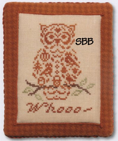 JBW Designs French Country ~ Owl