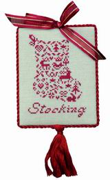 JBW Designs French Country ~ Petite Stocking