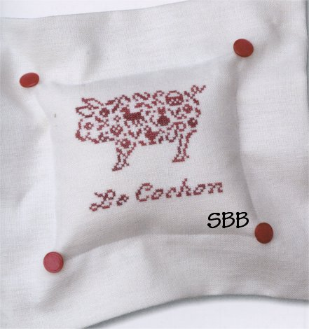 JBW Designs French Country ~ Pig