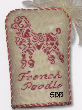 JBW Designs  French Country ~ Poodle