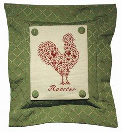 JBW Designs French Country ~ Rooster