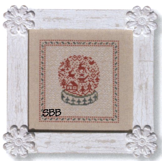 JBW Designs French Country ~ Snow Globe