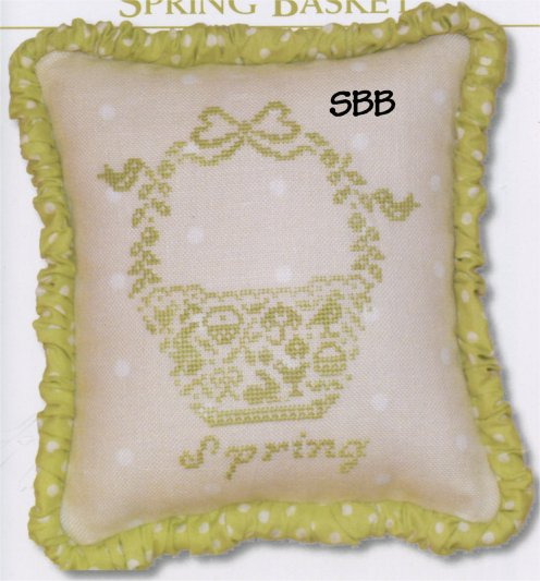 JBW Designs French Country ~ Spring Basket