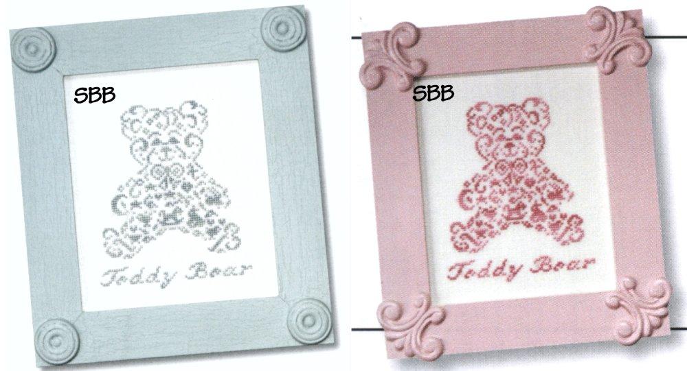 JBW Designs French Country ~ Teddy Bear