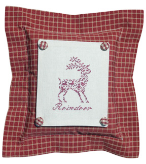 JBW Designs French Country ~ V Reindeer