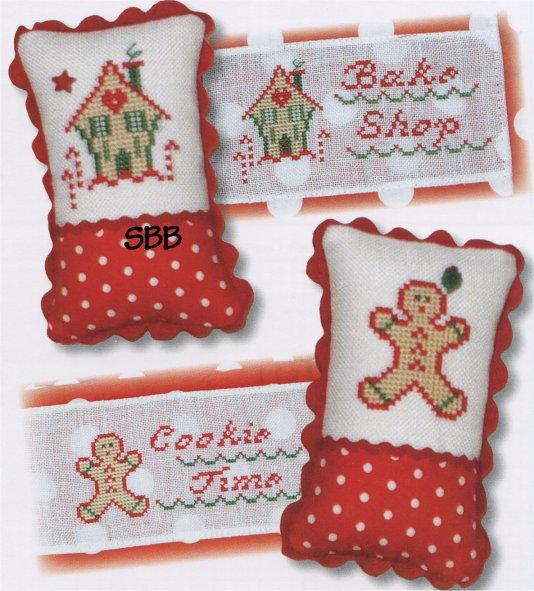 JBW Designs Gingerbread Cookies