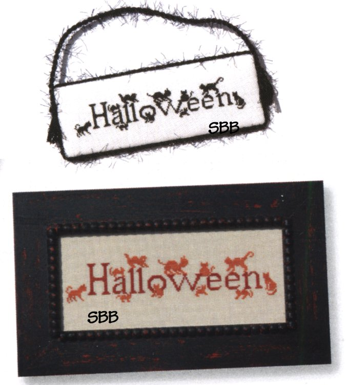 JBW Designs French Country ~ Scaredy Cats
