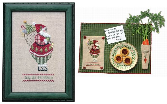 JBW Designs Jolly Old St. Nicholas