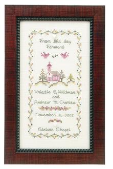 JBW Designs Marriage Sampler