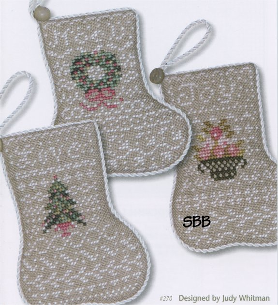 JBW Designs Petite French Stockings