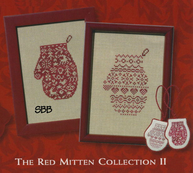 JBW Designs The Red Mitten Collection II