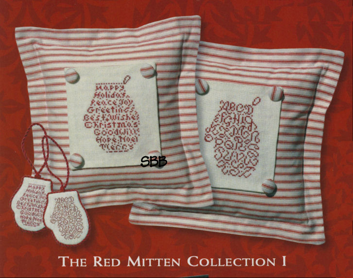 JBW Designs The Red Mitten Collection I