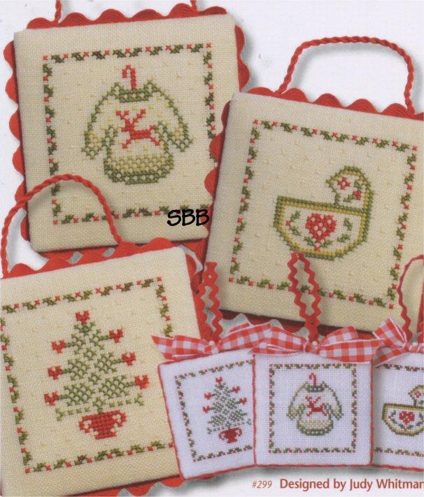 JBW Designs Scandinavian Ornaments I