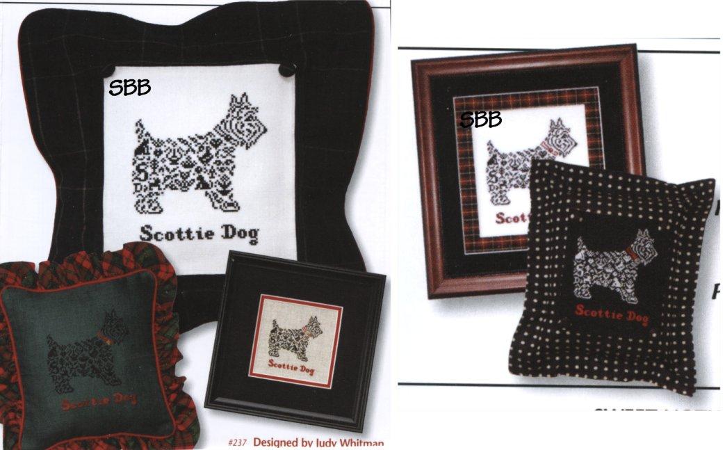 JBW Designs Scottie Dog