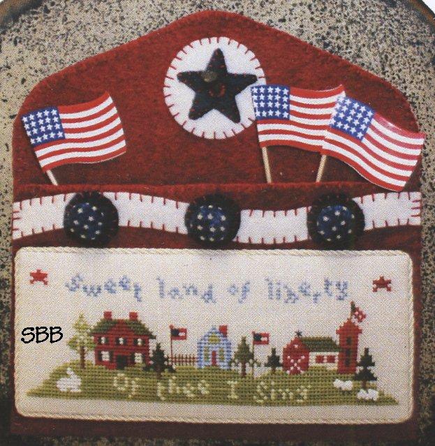 JBW Designs  Sweet Land Of Liberty
